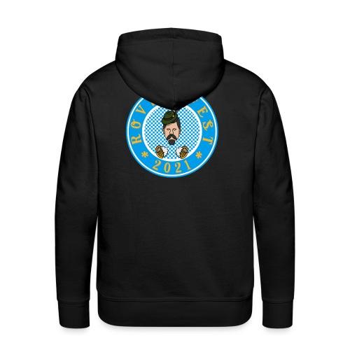 RoviraFest - Sudadera con capucha premium para hombre