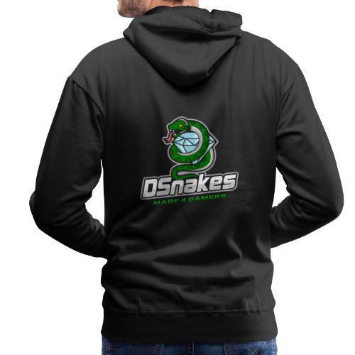 Dsnakes Merch - Mannen Premium hoodie