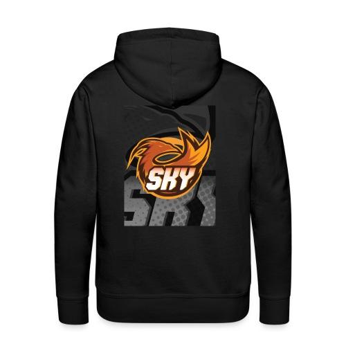 skygaming - Herre Premium hættetrøje
