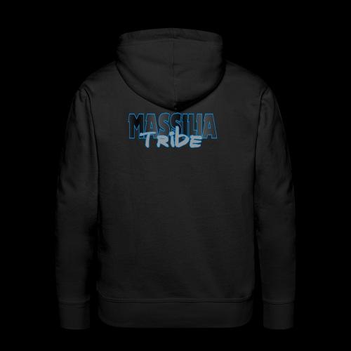 Massilia Tribe Original - Sweat-shirt à capuche Premium pour hommes