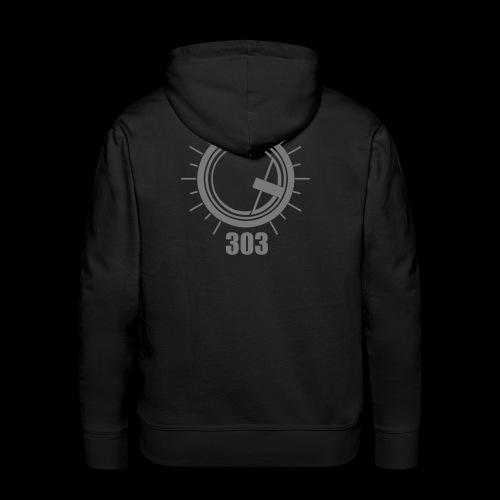 Push the 303 - Men's Premium Hoodie