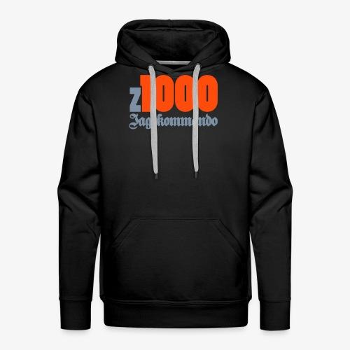 z1000 Jagdkommando - Männer Premium Hoodie