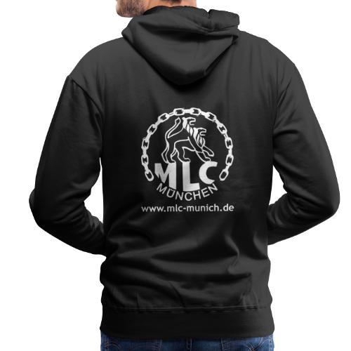 MLC Logo - Männer Premium Hoodie