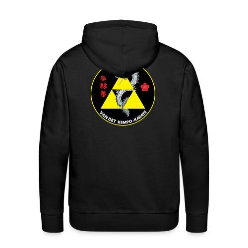 Embleem png - Mannen Premium hoodie