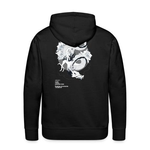 season 1 dragon japanese dragon - Männer Premium Hoodie