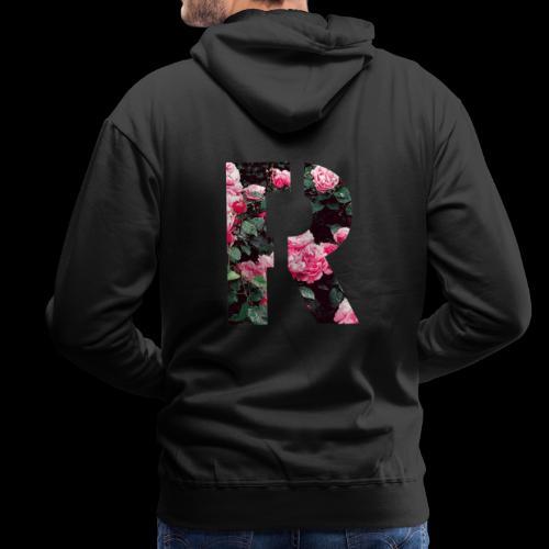 Roses original Pink - Männer Premium Hoodie