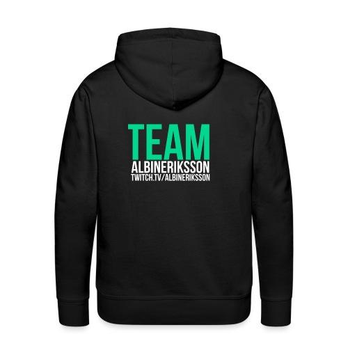 Team albinerikss0n - Premiumluvtröja herr