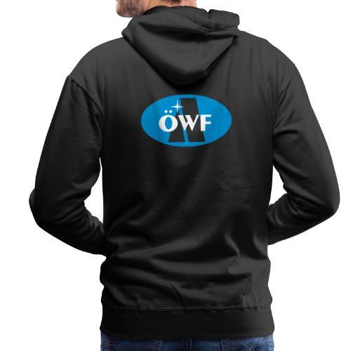 ÖWF Logo groß - Männer Premium Hoodie
