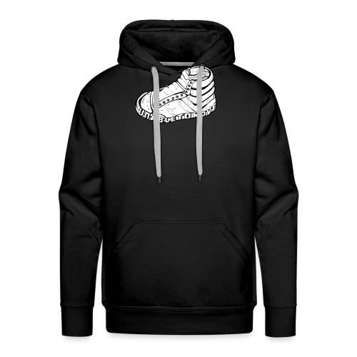 Unable To Move Logo - Männer Premium Hoodie