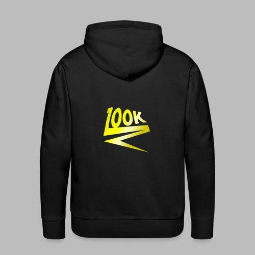 *Limited edition* 100K T-Shirts - Men's Premium Hoodie