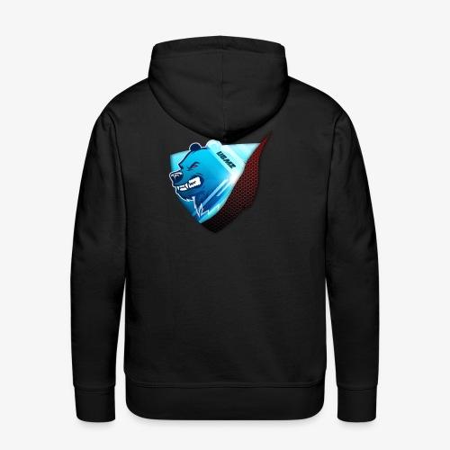 logougmz - Sweat-shirt à capuche Premium pour hommes