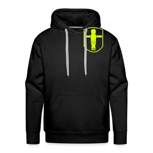 Logo Kneipensportler - Männer Premium Hoodie