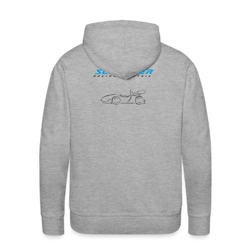 logoschanzerv3 1 - Männer Premium Hoodie