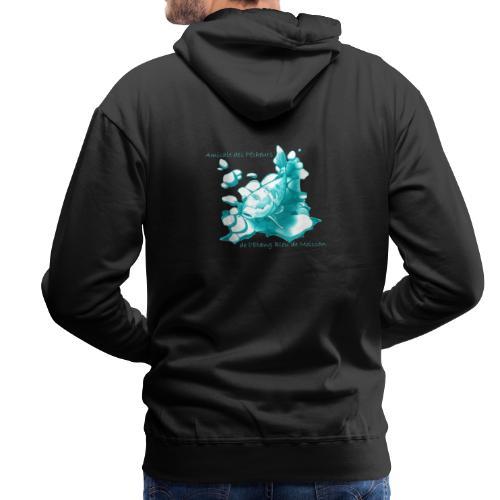 APEBM - Sweat-shirt à capuche Premium pour hommes