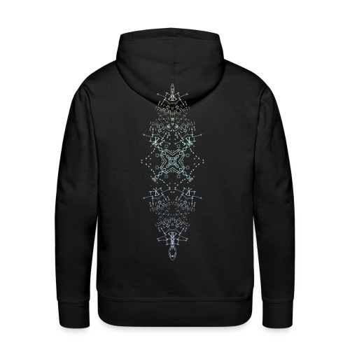 sharmanic - Men's Premium Hoodie