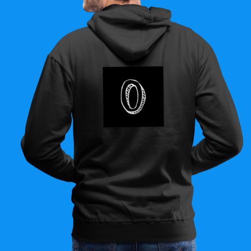 o - Sweat-shirt à capuche Premium pour hommes