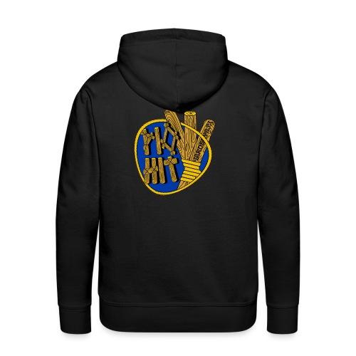Pio Hit Logo - Mannen Premium hoodie
