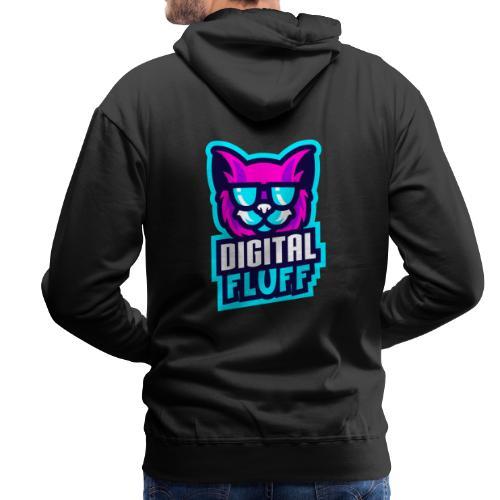 DigitalFluff - Men's Premium Hoodie