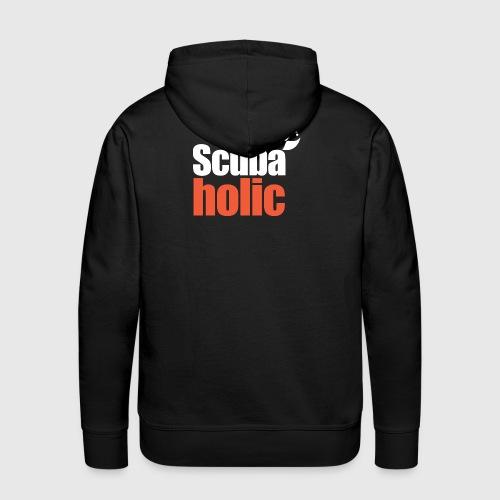 Scubaholic - Männer Premium Hoodie