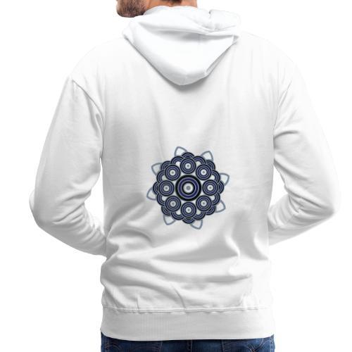 Mandala 3 - Männer Premium Hoodie
