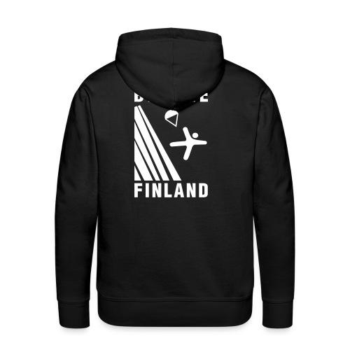 base logo - Men's Premium Hoodie