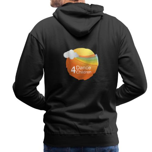 Dance4Children Logo - Mannen Premium hoodie