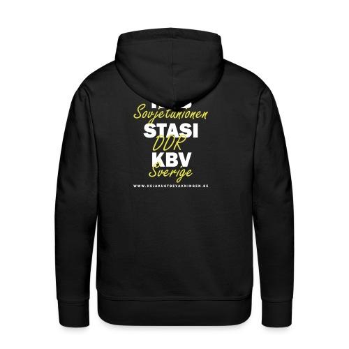 KGB STASI KBV - Premiumluvtröja herr