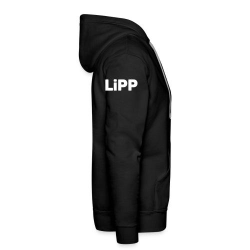Lipp - Sweat-shirt à capuche Premium pour hommes