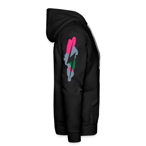 leggingseclair - Sweat-shirt à capuche Premium pour hommes