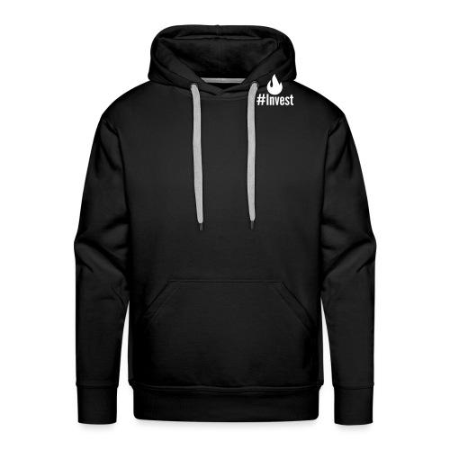 #Invest Premium Langarm - Men's Premium Hoodie