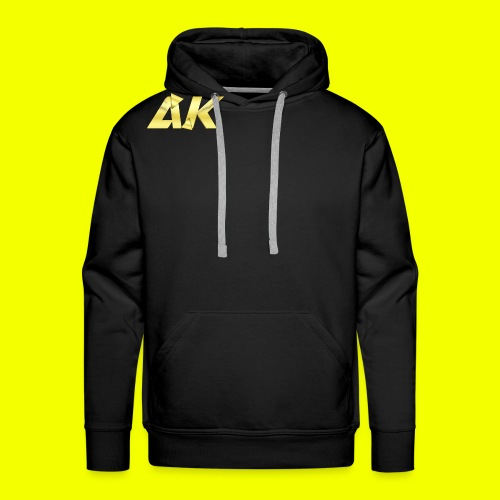 AK Logo - Men's Premium Hoodie