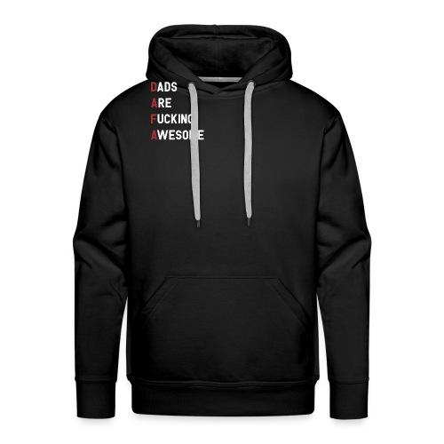 Stacked DAFA - Men's Premium Hoodie