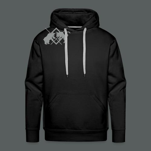 Bull&Bear Clothes - Männer Premium Hoodie