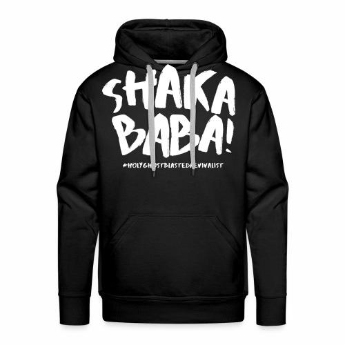 shaka - Miesten premium-huppari