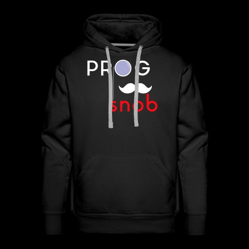 NUOVO3 png - Men's Premium Hoodie