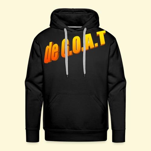 Kwibus - De G.O.A.T - Mannen Premium hoodie