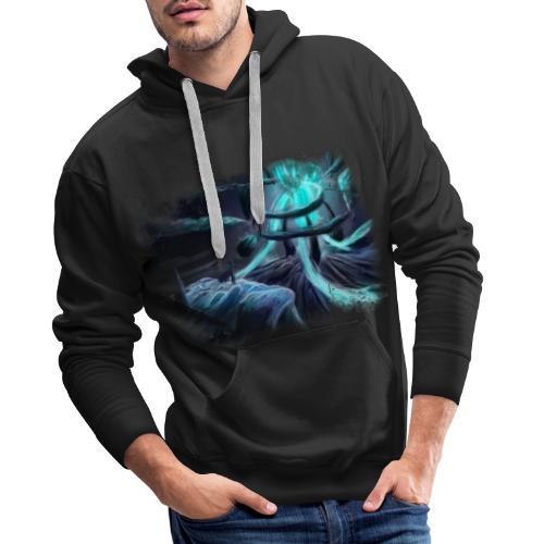 magic cristal - Sweat-shirt à capuche Premium pour hommes