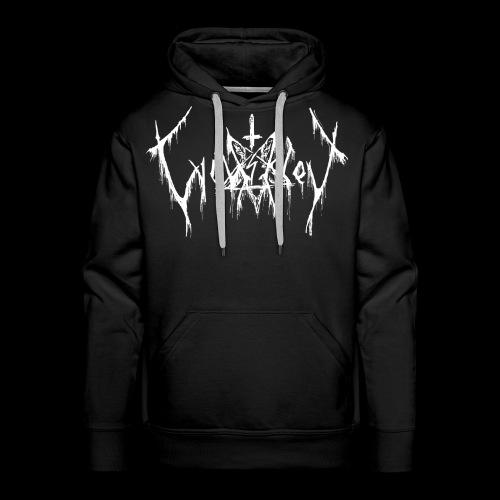 Wolfsschrei - Logo - Männer Premium Hoodie
