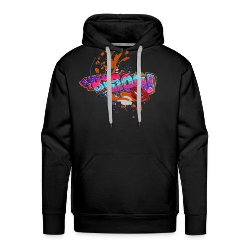 bisou - Sweat-shirt à capuche Premium pour hommes