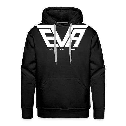 EVA Logo FB 01fürPfade - Männer Premium Hoodie