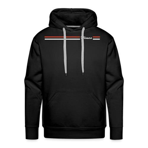 Liserer Nimes - Sweat-shirt à capuche Premium pour hommes
