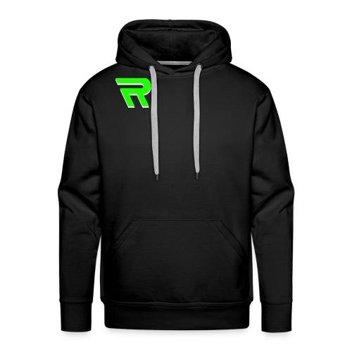 ReWd Green Logo - Men's Premium Hoodie