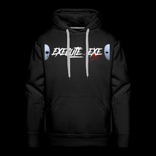 execute.exe - Sweat-shirt à capuche Premium pour hommes