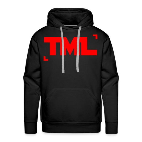 TML RED - Men's Premium Hoodie