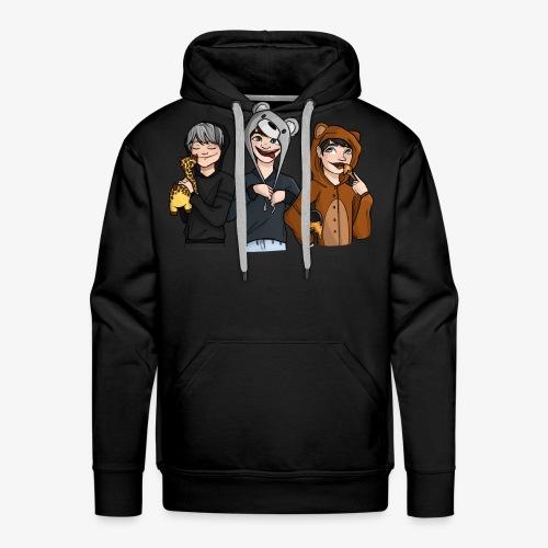 Team Potgrond - Mannen Premium hoodie