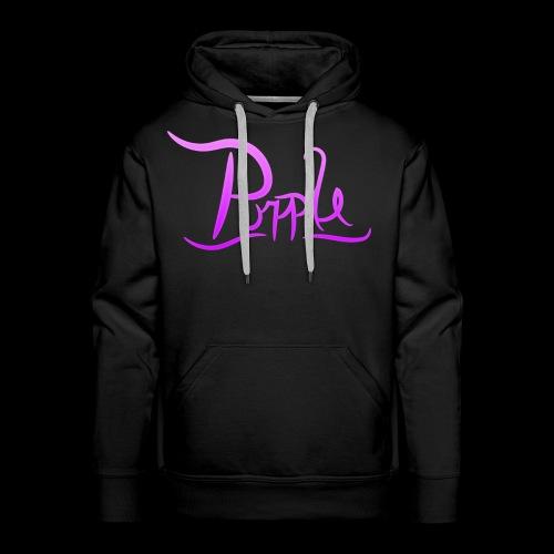PurpleDesigns - Men's Premium Hoodie
