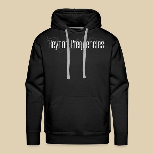 Beyond Frequencies - Classic Design - Männer Premium Hoodie