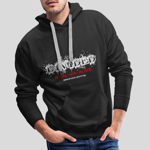Divided re*pre*sent*ing rock - Männer Premium Hoodie
