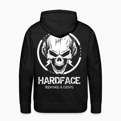 HardFace - Bookings & Events - Men's Premium Hoodie