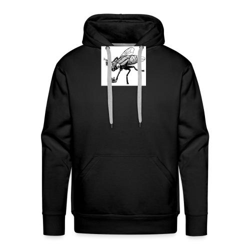 mosco graffiti - Sudadera con capucha premium para hombre